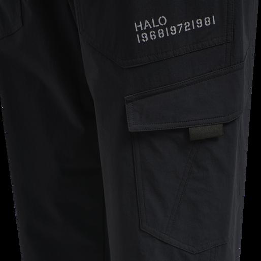 HALO TRAIL PANT, BLACK, packshot