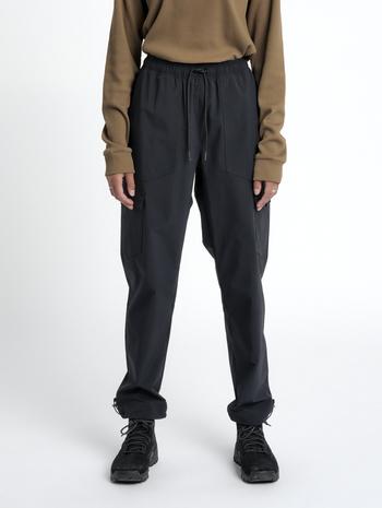 HALO TRAIL PANT, BLACK, model