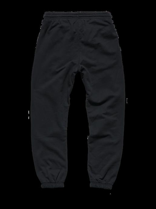HALO COTTON SWEATPANT, BLACK, packshot