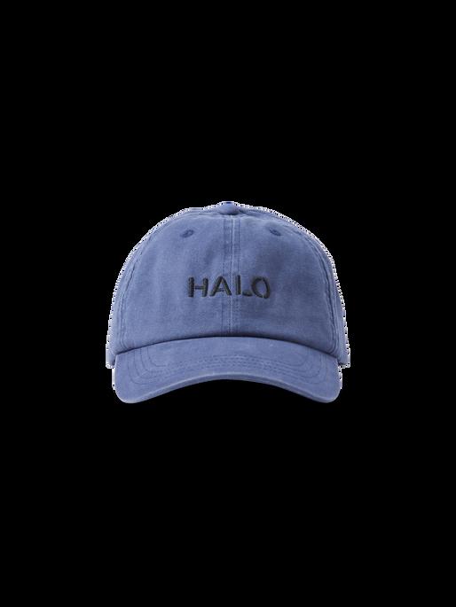 HALO CAP, BLUE, packshot