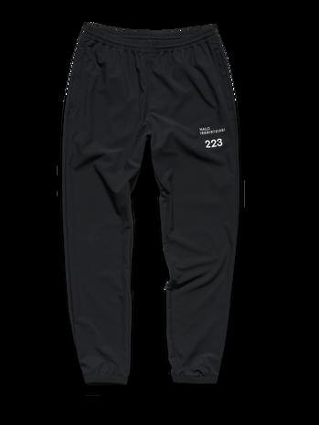 HALO TECH PANT, BLACK, packshot